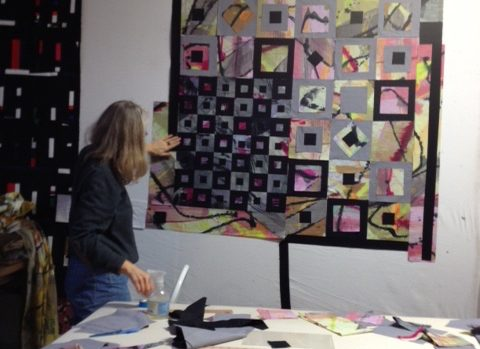 Studio Quilt Work