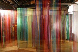 Field of Silk Installation