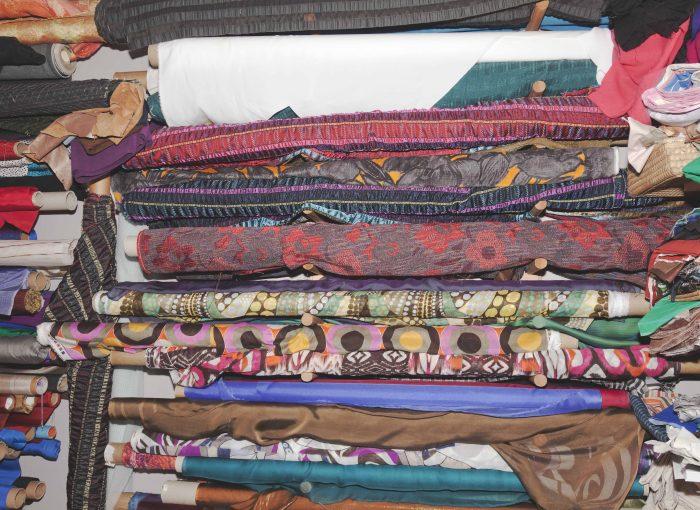 Studio Fabric Shelf