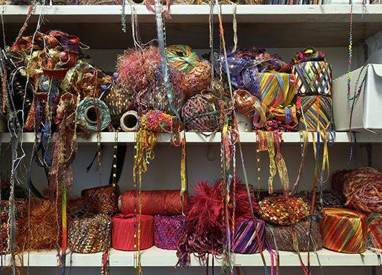 Studio Thread Shelf